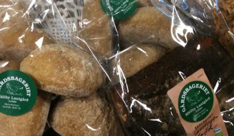 Glutenfritt bröd